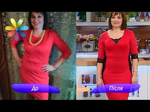 Старое платье делаем как от DOLCE & GABBANA – Все буде добре. Выпуск 1003 от 19.04.17 (видео)