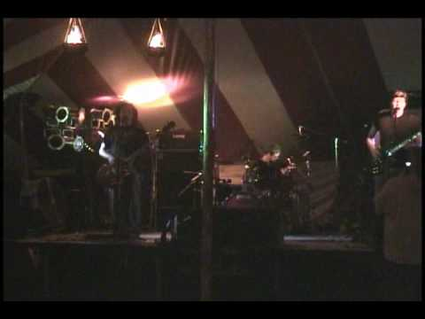 "SWEET CICADA - ""Quarter"" LIVE Bushnell, IL 7-2-10 dOOm metal stoner rock"