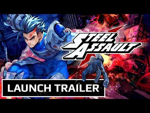 Launch Trailer de Steel Assault