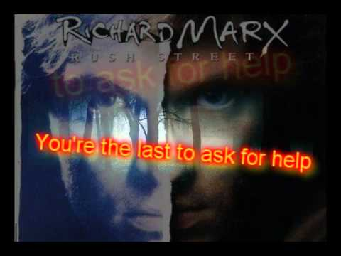 Richard Marx - On the inside (with lyrics)