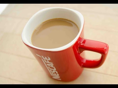 How to Make World's best Nescafe Coffee in 5 Minutes(Hindi) !