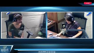 مداخلة اسلام ابراهيم لـ نور قدري | الراديو بيضحك مع فاطمة مصطفي