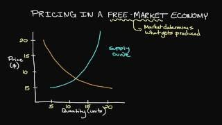 Pricing in a Free-Market Economy