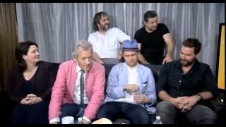 Comic-Con 2012: Interview du cast par Entertainment Weekly (The Hobbit)