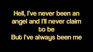 Always been me lyrics by Josh Thompson