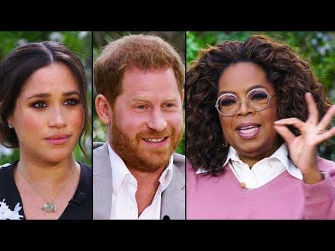 Velký rozhovor s Oprah
