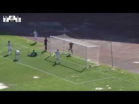 Gol | RODRIGO VILELA | 22.09.2018 - Liga Revelação Sub-23 | Académica de Coimbra 3 x 1 Feirense