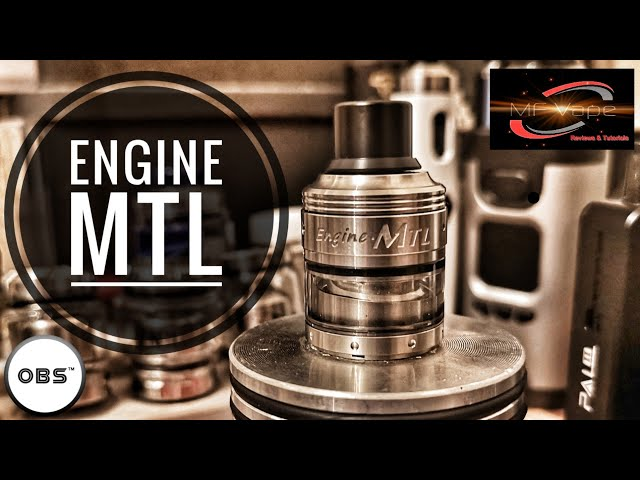 OBS Engine MTL RTA - Review & Full Rebuild Tutorial