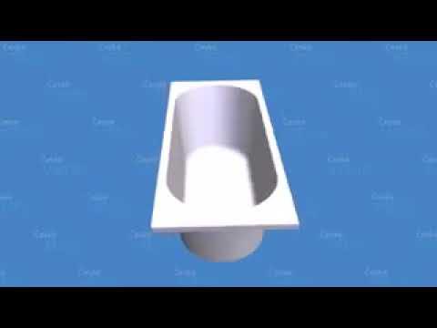 Акриловая ванна Vagnerplast Kasandra 160 см