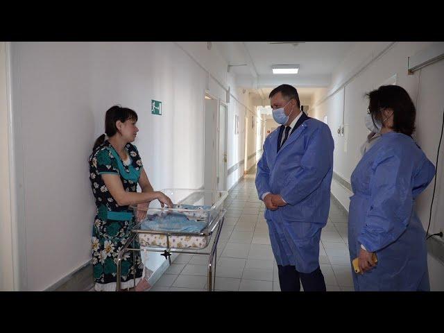 В апреле в перинатальном центре Ангарска начнётся ремонт