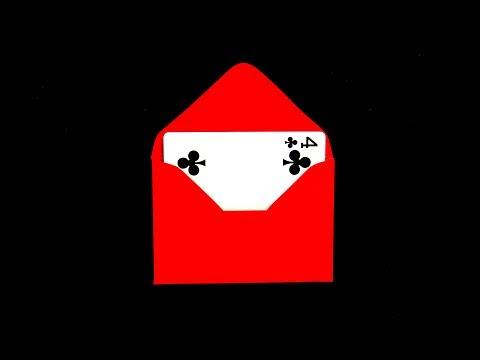 Překvapivá předpověď - Bezva karetní trik s vysvětlením!