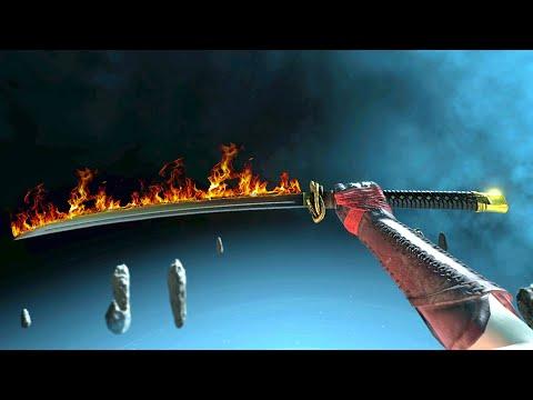 鬼殺 Kisatsu - Demon Slayer Katana • Blade & Sorcery VR U8
