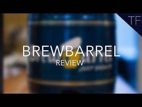 Kit completo  para elaborar 5 L Cerveza tipo Pilsner , Brewbarrel