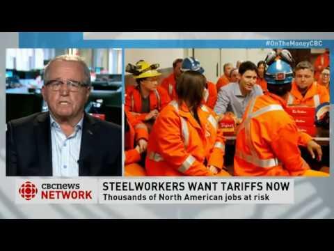 Canada Must Impose Retaliatory Tariffs Now: Ken Neumann on CBC