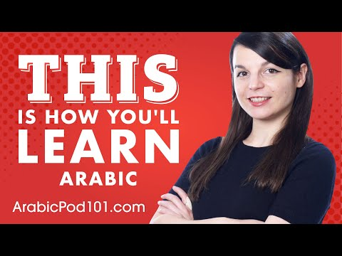 The 7 Easiest Ways to Learn Arabic (+Study Tools) - YouTube