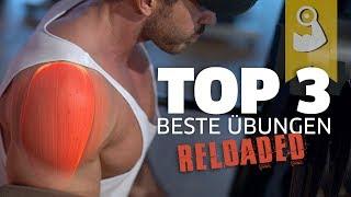Top3 Schulter seitlich | Diese 3 Übungen muss JEDER machen!