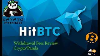 HITBTC-Rucknahmegebuhren USDT