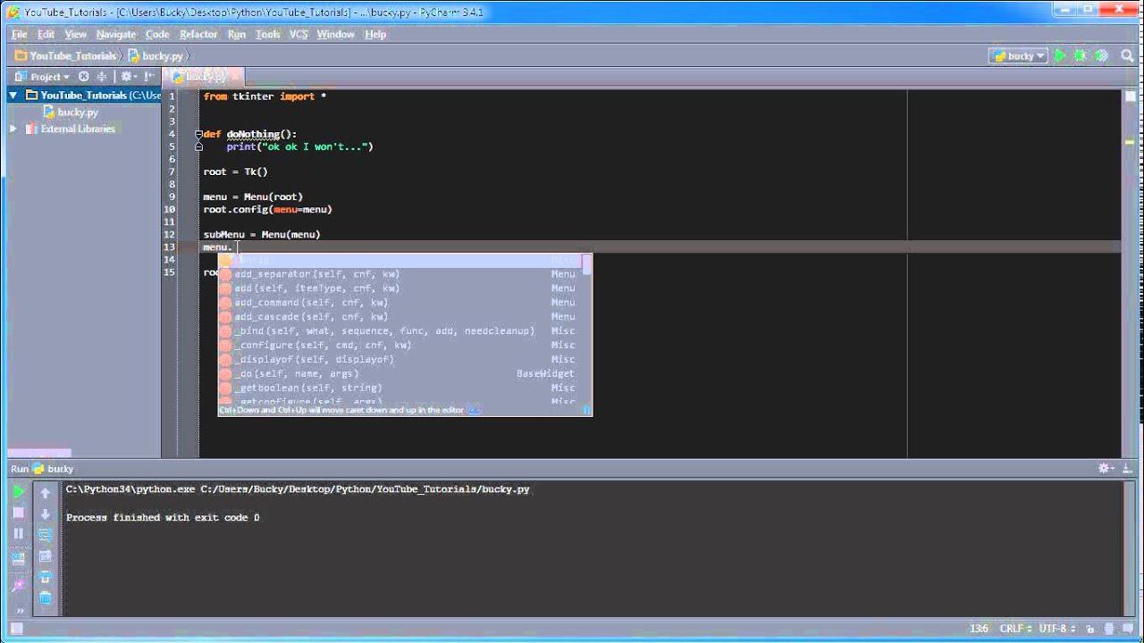 Python GUI with Tkinter Playlist   Grroups