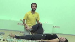 Как расслабить тазобедренный сустав? Ульянов Ю.