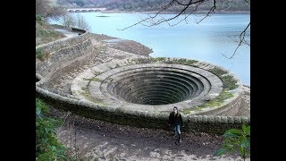 Ladybower Reservoir Plughole Explore Inside and Out