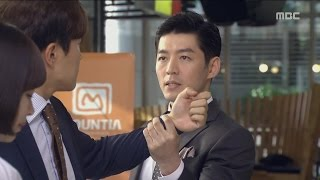 [The Great Wives] 위대한 조강지처 57회 - Jeong Yu-seok, Break Up A Fight 20150901