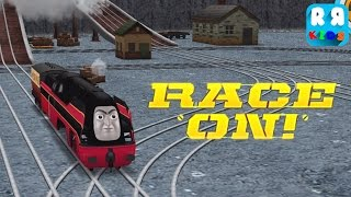 Meet Axel in Blue Mountain Quarry - Thomas & Friends: Race On!