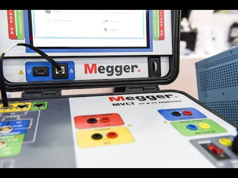 MEGGER PRODUCT LAUNCH AT MIDDLE EAST ELECTRICITY 2018