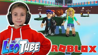 Leo juega 🎮 COLOR  BLOCKS en Roblox
