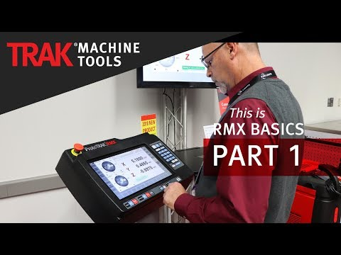 Defaults & Options [Part 1] | ProtoTRAK RMX CNC | Mill Programming