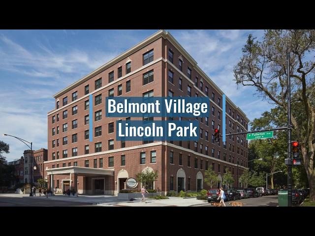 Belmont Village Lincoln Park Virtual Tour
