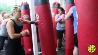 preview picture of video 'Golds Gym SHREDZ Kickboxing Promo - Whippany, NJ'
