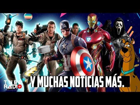 Tube Radio: ¡Ya viene el Snyder Cut! ¡Regresa! Chris Evans?, resucitar a Iron Man Scream 5 en marcha