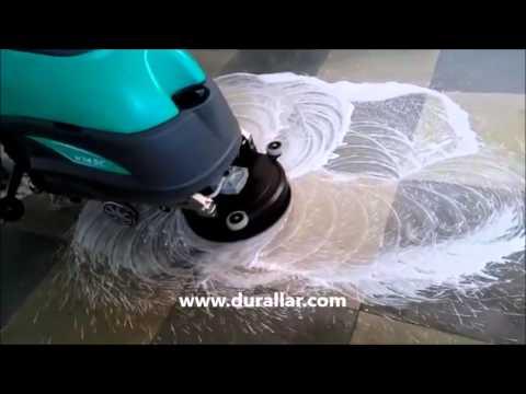 Durclean HYC45 Yer Yıkama ve Temizlik Makinası