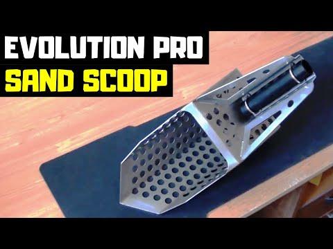 Metal Detecting Scoop - The Evolution Scoop