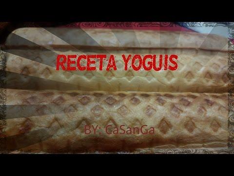RECETAS YOGUIS