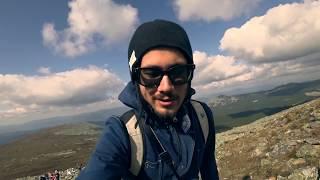 Восхождение на гору. Иремель. 8 часов пути