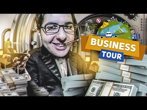 EKİBE ÜÇLÜ VURGUN! ( Business Tour )