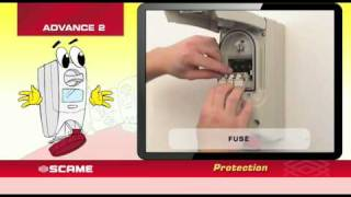 Interlocked switch socket outlets