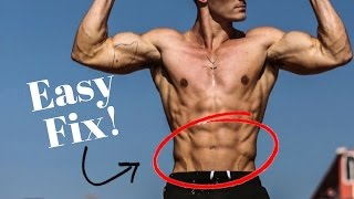 Why YOU Don't Have Lower Abs (1 Easy Fix)
