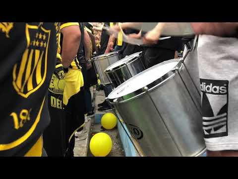 """""""Percusión Barra Amsterdam contra la gallina"""" Barra: Barra Amsterdam • Club: Peñarol"""
