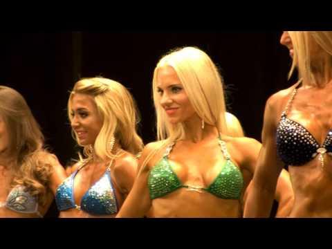 Bodybuilding Frauen-Fitness Bikini-Contest ★ Power & Beauty Event Rosenheim 2016