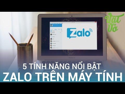 Vật Vờ  5 tính năng cực hay của Zalo trên máy tính có thể bạn chưa biết
