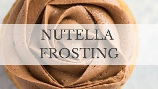 quick and easy butter frosting