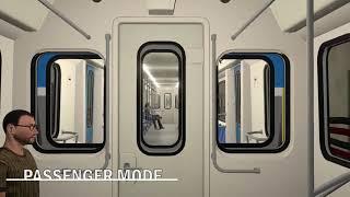 VideoImage1 Metro Simulator
