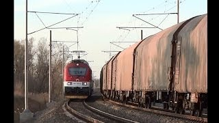 preview picture of video 'Meeting of elite ZSSK&ČD Cargo 230.001 Laminátka + 2x PushPull: 381.002 + Princezná 263.005 (16x)'