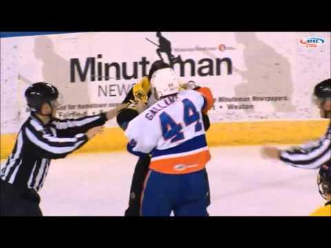 Kevan Miller vs Brett Gallant