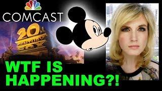 Disney Fox Comcast BREAKDOWN