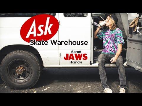 Aaron Jaws Homoki | Ask Skate Warehouse