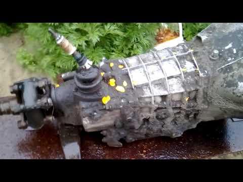 Как отчистить быстро жигулёвскую коробку передач от грязи без мытья