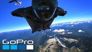 GoPro: Scenic Mountain Wingsuit Flight with Jeb Corliss